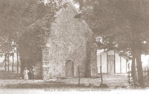 La Chapelle vers 1900
