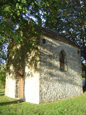 La chapelle de Freneville